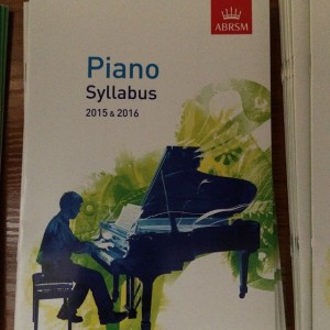 We are an official ABRSM exam venue