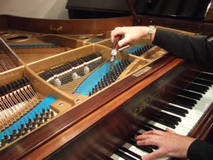 Piano Tuning in Surrey